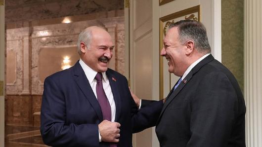 Набис: Помпео просит повторить выборы вБелоруссии