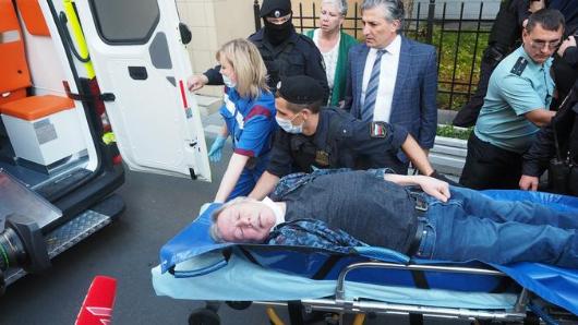 СМИ: уЕфремова небыло острого нарушения мозгового кровообращения