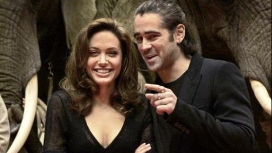 Анджелина Джоли иКолин Фаррелл идругие звездные пары, которые скрывали свои романы