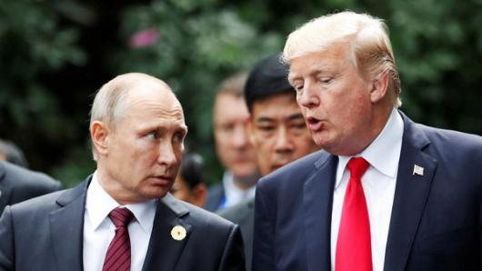 Британский политик рассказал оярости Трампа из-засорванного звонка Путина