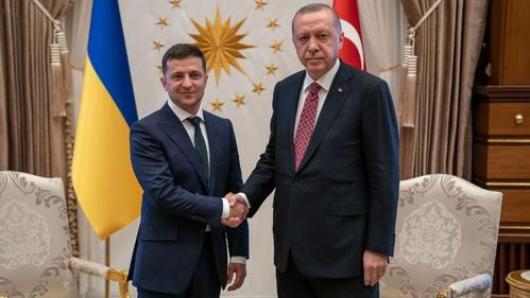 Зеленский намерен вернуть Крым спомощью Эрдогана