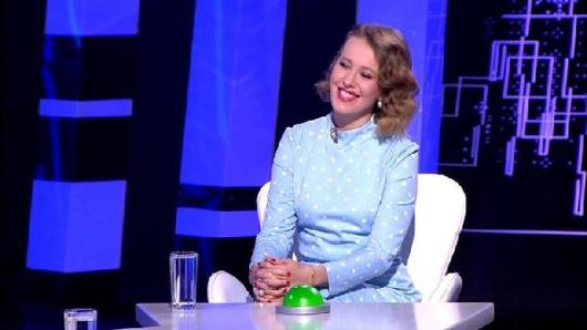 Втелешоу сКудрявцевой высмеяли Собчак, сказавшуюся больной зачасдозаписи выпуска