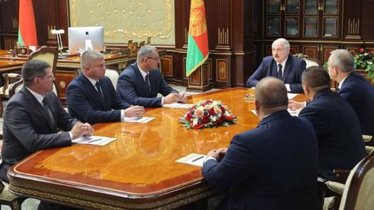 Лукашенко: протестами руководят изПольши, Чехии, Литвы иУкраины