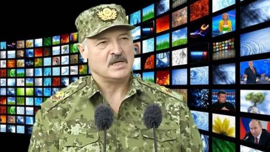 Белоруссия заявила овойне сЗападом