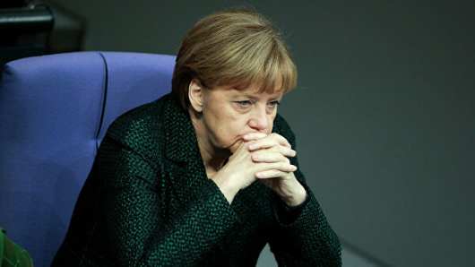 Кремль ответил наугрозы Меркель