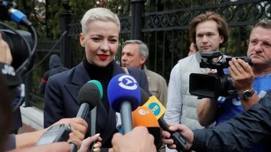 Лукашенко: Колесникова хотела бежать ксестре наУкраину