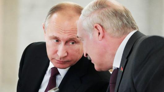 ВКремле уженашли дляАлександра Лукашенко замену