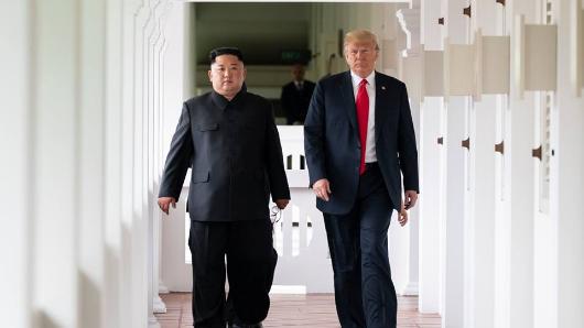 Трамп сообщил охорошем здоровье КимЧенЫна
