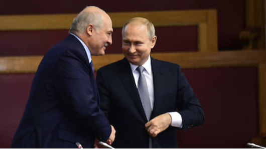Лукашенко попросил уПутина новейшее оружие