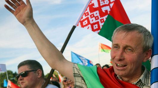 Европа объявила временную власть вБелоруссии