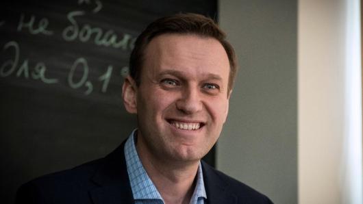 Навального выдвинули наНобелевскую премию