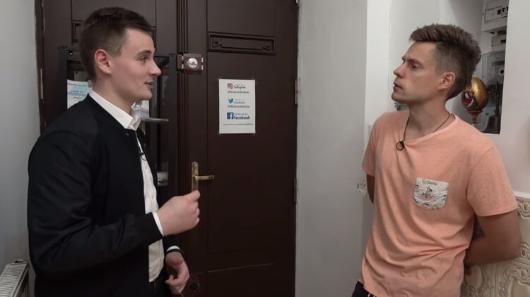 Дудь взял интервью усоздателя Nexta