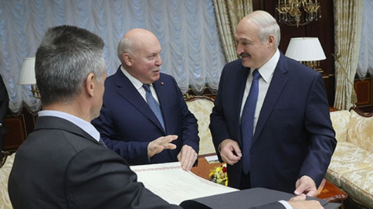 СПЧООНпризвал Лукашенко начать диалог соппозицией