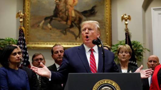 Трамп отреагировал нановую угрозу импичмента