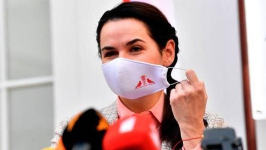 Тихановская призвала белорусов протестовать годами