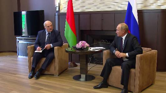 Пять стран Евросоюза отказались признавать Лукашенко президентом