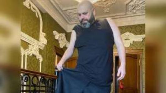 Постройневший Фадеев рассказал, зачем сбрасывает вес