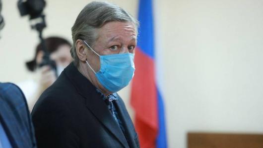 Ефремов лично опротестовал приговор