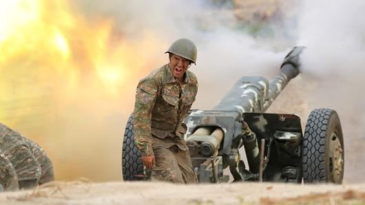 Война вКарабахе: СШАобратились кТурции