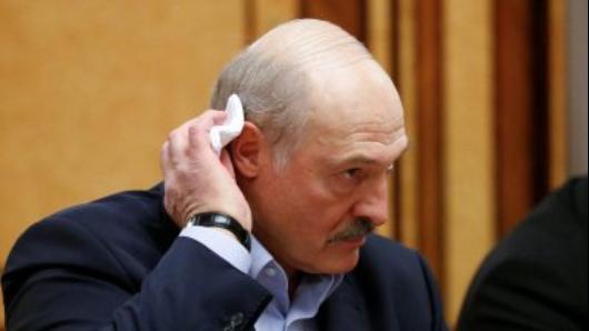 Британия иКанада ввели санкции против Лукашенко