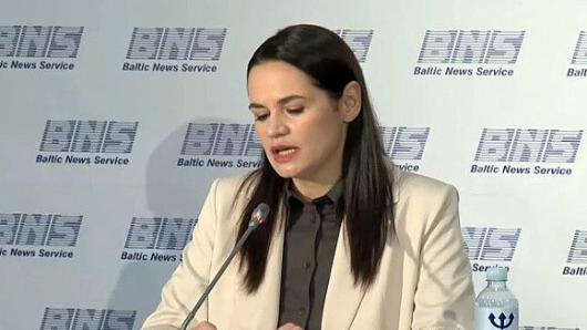Тихановская начала формировать «теневое правительство»