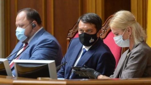 Верховная рада отменила заседания из-закоронавируса