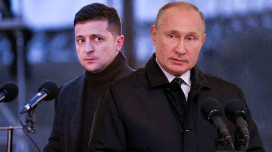 Зеленский признался взависимости отПутина