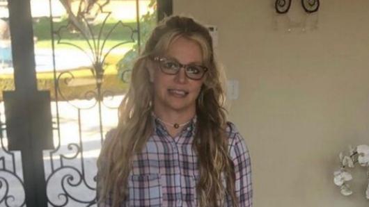 Бритни Спирс впервые показала свою реальную внешность