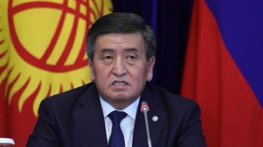 Впарламенте Киргизии инициировали импичмент главы республики