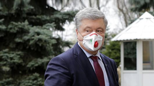 «Кровь очень густая»: состояние Порошенко ухудшилось
