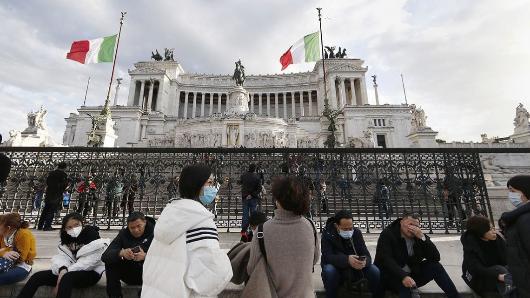 Совет министров Италии продлил режим ЧСдо31января 2021 года