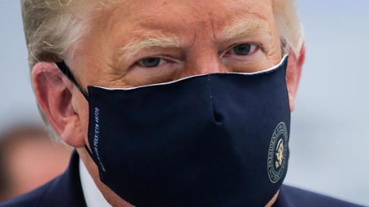 Убольного Трампа захотели отнять «ядерный чемоданчик»