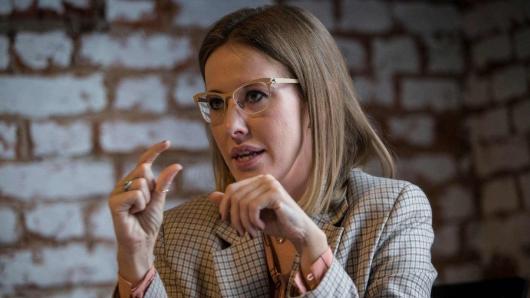 Ксения Собчак показала строительство своего дома за40миллионов рублей