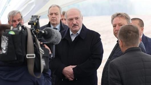 Лукашенко назвал протестующих мордоворотами