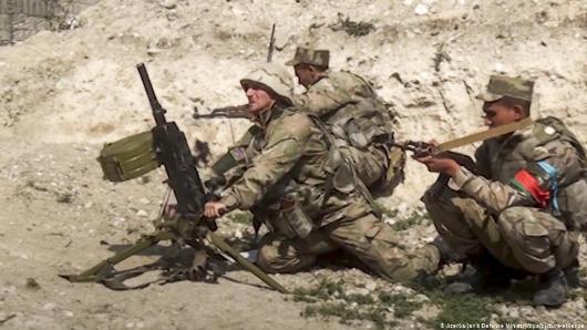 Виновата Турция: почему нарушается перемирие вКарабахе