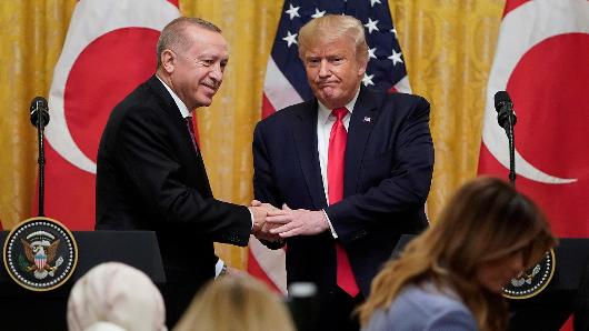 Распадётся лисоюз Турции иСША