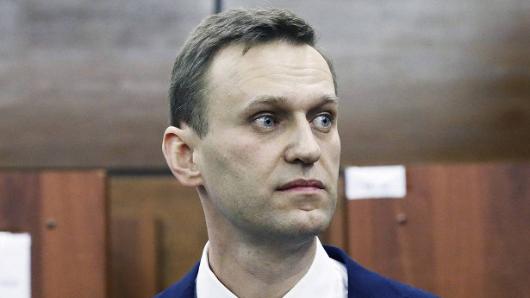 СМИустановили местонахождение Навального