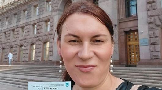 Вгорсовет Киева впервые баллотируется трансгендер